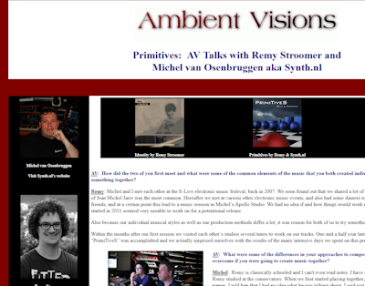 Ambient Visions Interview