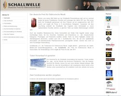 Schallwelle Awards